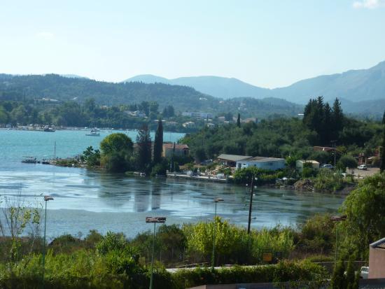 Kontokali Bay Resort and Spa: View from bay side