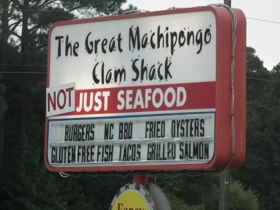 Nassawadox, VA: Great seafood & reasonable prices