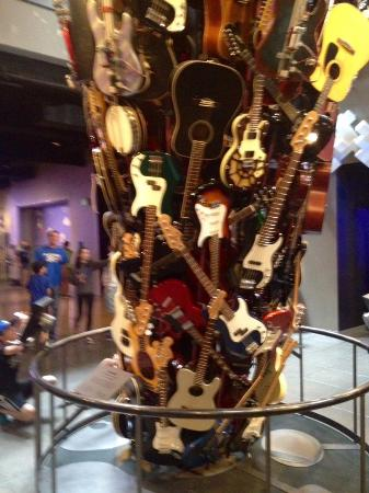 Museum of Pop Culture: Wow.....