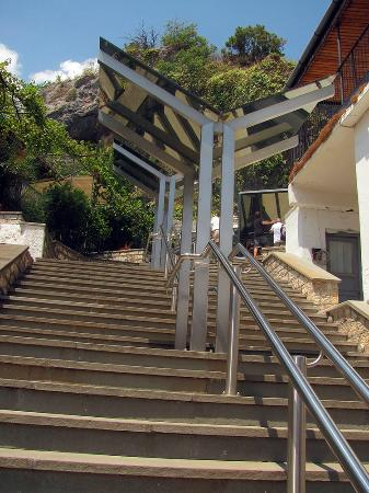 escaleras externas foto di perama cave grecia tripadvisor