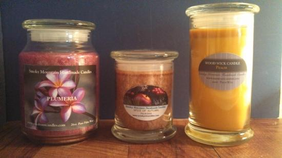 Smoky Mountain Handmade Candles
