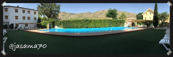 Arroyo Frio, Ισπανία: Piscina grande