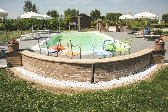 Terra Dei Santi Country House: particolare piscina
