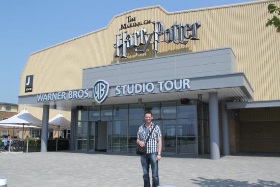 Warner Bros. Studio Tour London - The Making of Harry Potter: Harry Potter