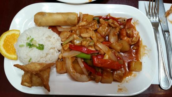 Lime Leaf: Lunch Special #2