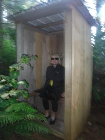 Blinkhorn Trail Outhouse on the trail no doors & Outhouse on the trail no doors - Picture of Blinkhorn Trail ...