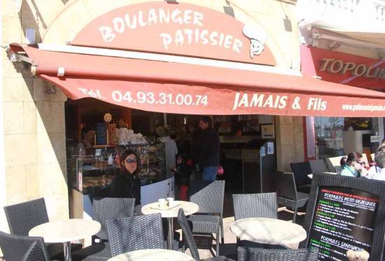boulangerie jamais, cagnes-sur-mer - avis sur les restaurants 2019