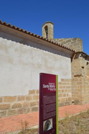 Caspe, إسبانيا: Explanatory panel
