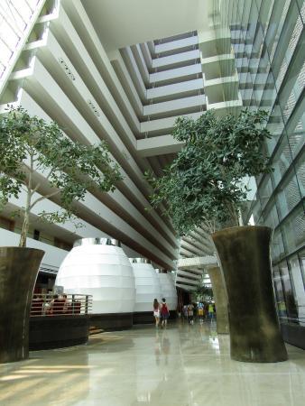 Marina Bay Sands: hall