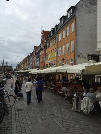Nyhavn: It is one of the coolest places In Copenhagen. The ambient and the view is perfect