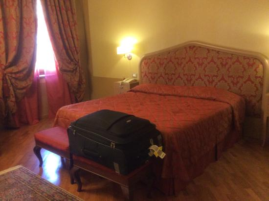 San Luca Palace Hotel : Deluxe Double Red Theme