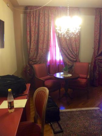 San Luca Palace Hotel : Deluxe room