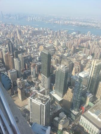 Empire State Building: View from the 86th floor