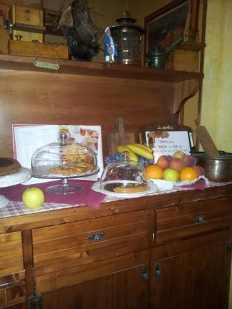 Pizzeria La Vela: Cucina vera