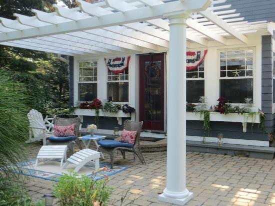 Bristol House Bed & Breakfast: A place to relax
