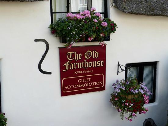 The Old Farmhouse: The farmhouse