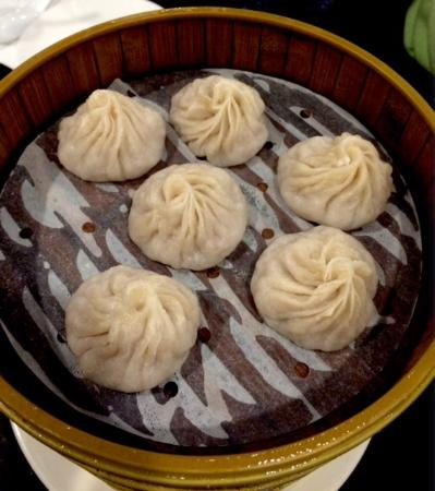 Princeton Junction, Nueva Jersey: Soup dumplings