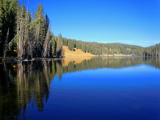 Grand Junction, CO: Upper Eggleston Lake, Crag Crest Trail, The Grand Mesa
