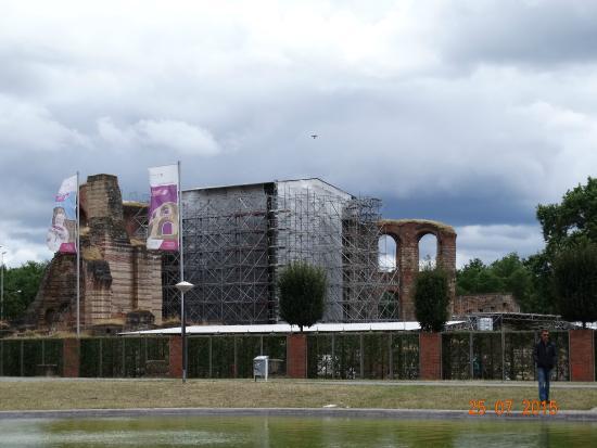Imperial Roman Baths: Klaar voor renovatie