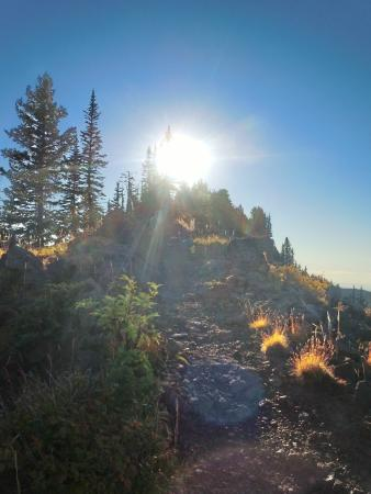 Grand Junction, CO: Crag Crest Trail, The Grand Mesa
