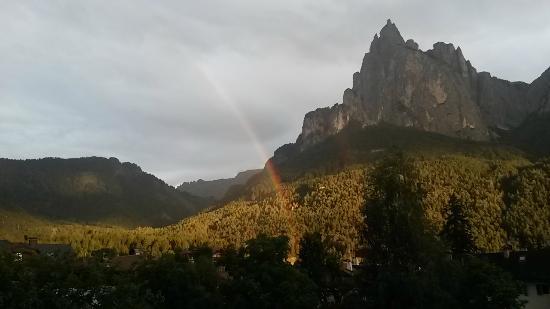 Residence Nussbaumer : panorama montagna