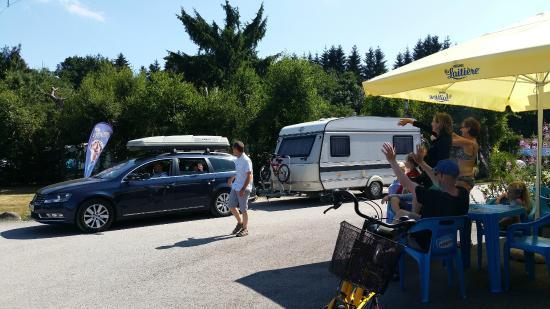 Sites et Paysages Camping Au Clos de la Chaume : Au revoirs au camping !