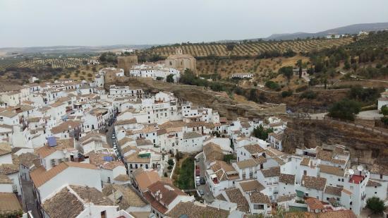 Setenil de las Bodegas, Испания: Setenil