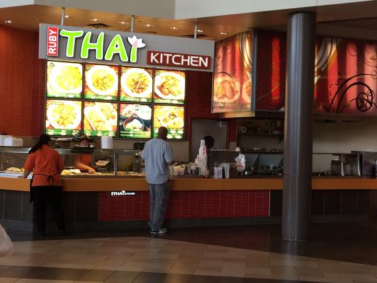 Christiana Mall Food Court S