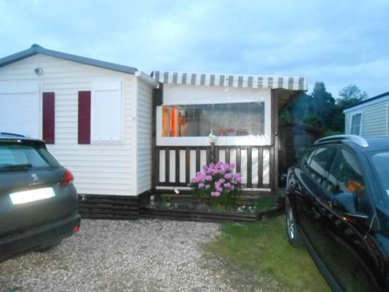 Quend, France : notre mobil-home
