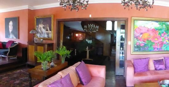 Northcliff Manor Guest House: Mooie inrichting