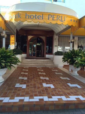 Park Hotel Peru: entrata