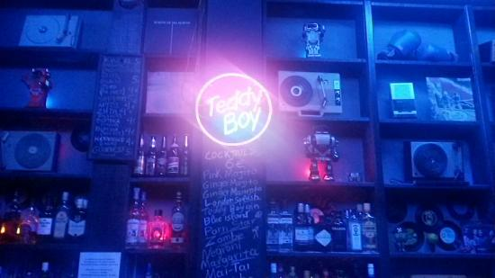 Teddyboy Bar