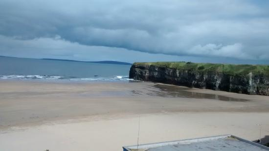 Ballybunion, İrlanda: Mens beach