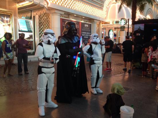 Fremont Street Experience: Vegas 2015