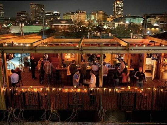 Rooftop Bar Picture Of Renfield S Corner Dallas Tripadvisor