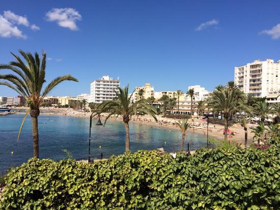 Playa de Las Figueretas