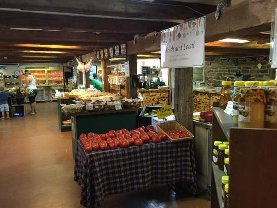 Chalfont, PA: Produce and baked goods