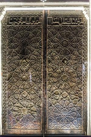 Turkish and Islamic Arts Museum (Turk ve Islam Eserleri Muzesi) Decoration from an & Decoration from an ancient Door - Picture of Turkish and Islamic ...
