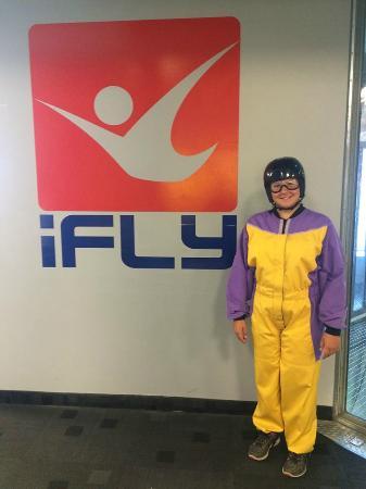 iFLY Utah Indoor Skydiving: Exciting Amusement!