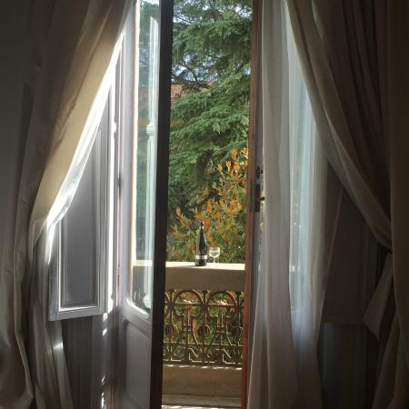 Grand Hotel & La Pace: bedroom view