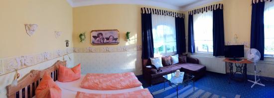 Hotel-Garni Hornburg: Camera da letto 1
