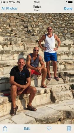 Efesos: Ephesus Odeon