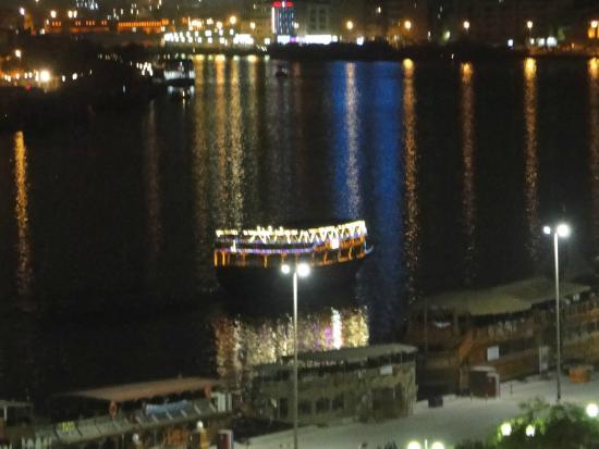 Radisson Blu Hotel, Dubai Deira Creek : Vista Sacada