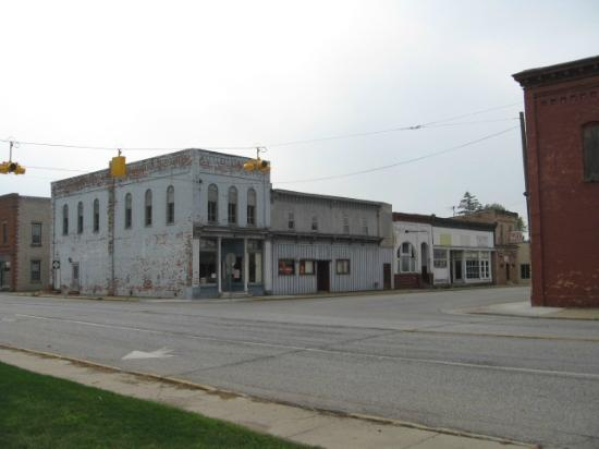 Unionville, ميتشجان: Ghost Town of Unionville, Mi.