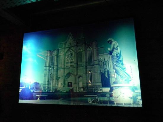 Catedral de la Plata: Foto desde exterior.