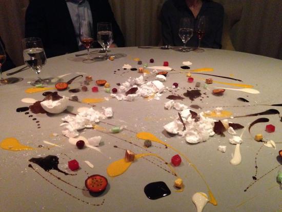 Picture of alinea chicago tripadvisor for Desserte alinea