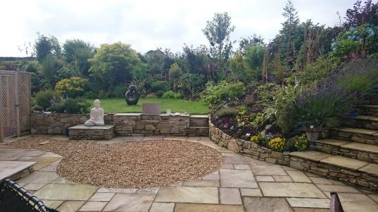 Eglinton, UK: Garden