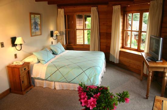 Hotel Malalhue: Habitación Matrimonial Superior