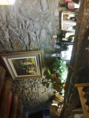 El Bon Raco Bar & Restaurant: arredamento