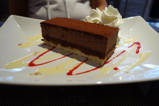Caromb, ฝรั่งเศส: delice au chocolat